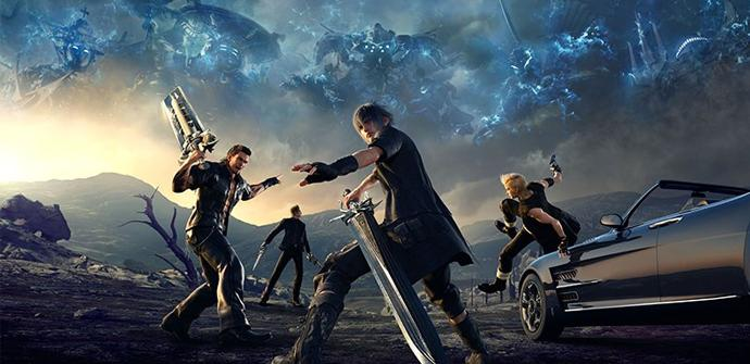 Final Fantasy XV en PS4 y PS4 Pro sufre problemas de frame pacing