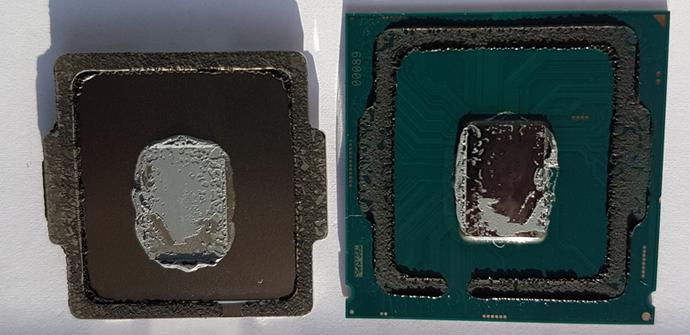 """Intel se vuelve a """"equivocar"""" con el uso del TIM en los Kaby Lake"""