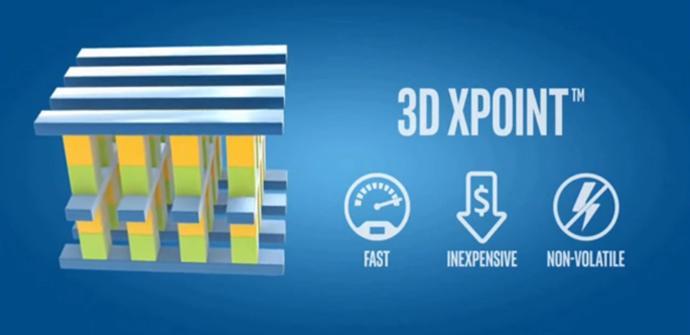 Intel Optane ofrecerá 21 veces más durabilidad que los chips MLC