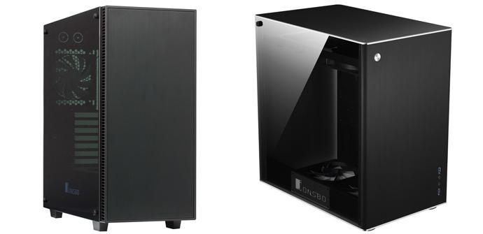 Jonsbo anuncia sus nuevas cajas QT03A y VR2 con los ventiladores FR-101