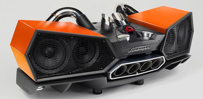 EsaVox, un sistema de sonido de 20.000 euros diseñado por Lamborghini
