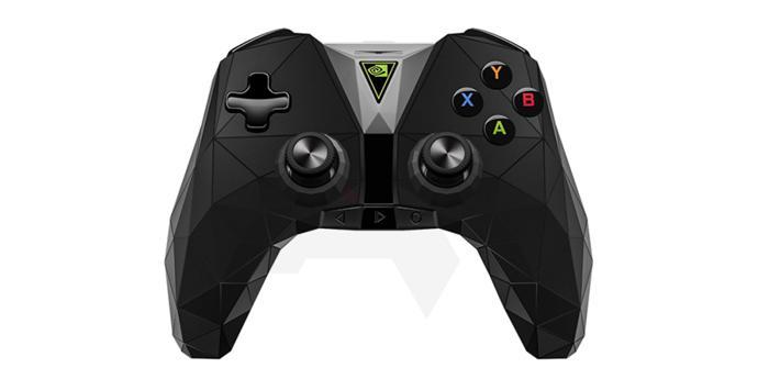 NVIDIA presentará un mando poligonal para su Shield Tablet