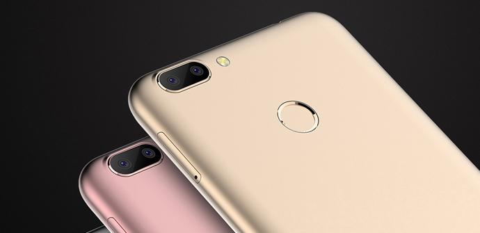 Oukitel U20 Plus, el smartphone con doble cámara trasera más económico