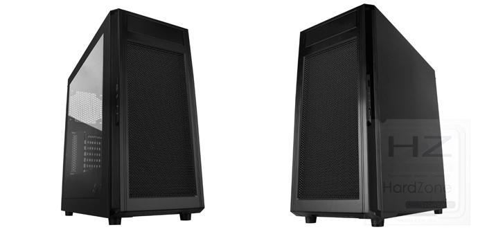 Raidmax añade su nueva semitorre Alpha a su catálogo de cajas