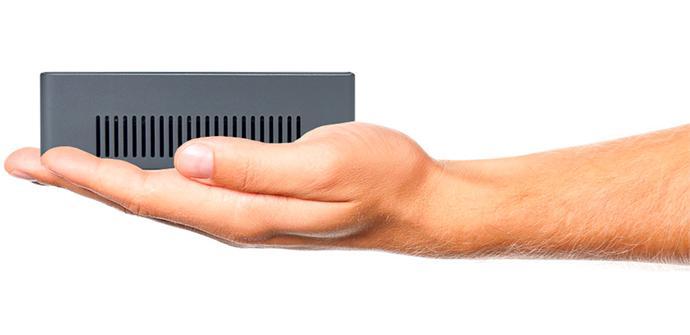 Slimbook nos presenta ONE, un ordenador que cabe en vuestra palma