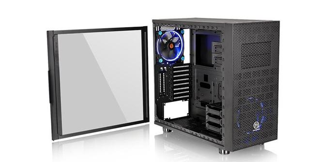 Thermaltake lanza su nueva caja Core X31 Tempered Glass Edition
