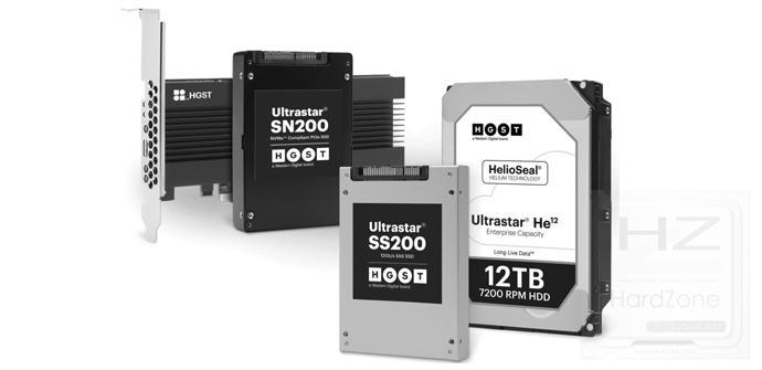 Western Digital anuncia sus nuevos HDDs y SSDs para profesionales