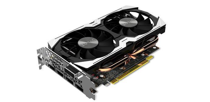 Zotac desvela su nueva gráfica GeForce GTX 1070 en formato mini
