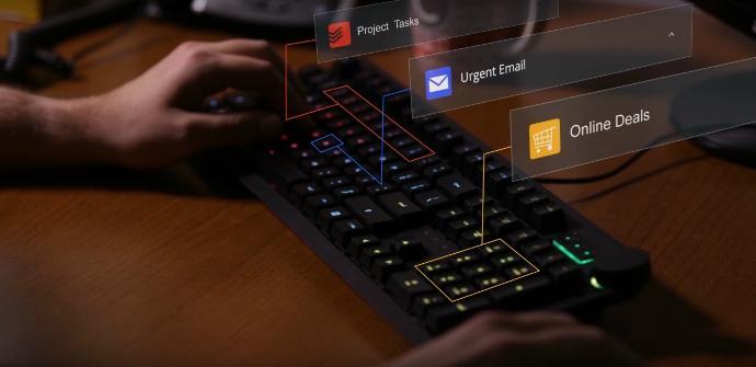 Das Keyboard mostrará su teclado conectado a la nube en el CES 2017