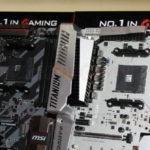 Ya están aquí las primeras placas base X370 para Ryzen de AMD