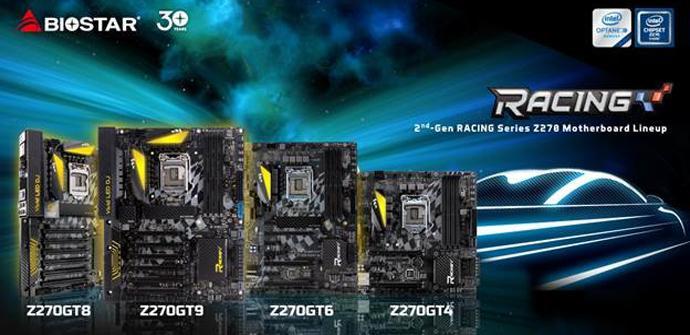 Biostar anuncia su línea de placas base para Kaby Lake con chipset Z270