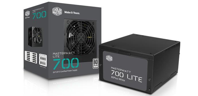 Cooler Master introduce su nueva serie de fuentes MasterWatt Lite 230V