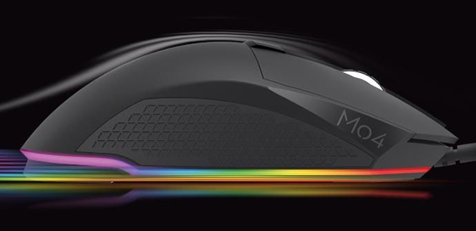 Creative diseña su primer ratón gaming Sound BlasterX Siege M04