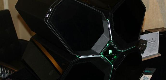 DeepCool muestra las cajas Baroncase, New Ark 90 y QuadStellar