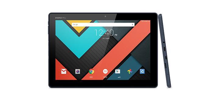 Energy Sistem anuncia su tableta de 10 pulgadas Energy Tablet Pro 3