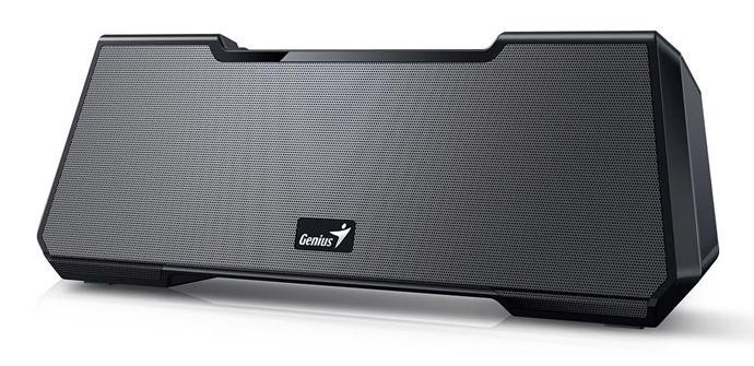 Genius MT-20, un altavoz bluetooth portátil con sonido de cine
