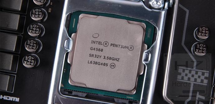 El Intel Pentium G4560 ya supera en rendimiento a un Core i5-2500K