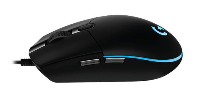 Logitech anuncia el lanzamiento de su nuevo ratón Gaming G203 Prodigy