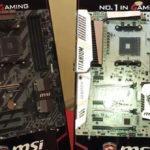 MSI ya tiene en la recámara 20 placas base para AMD Ryzen