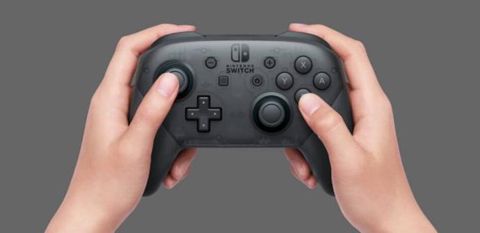 El Nintendo Switch Pro Controller ya ha obtenido el aprobado de la FCC