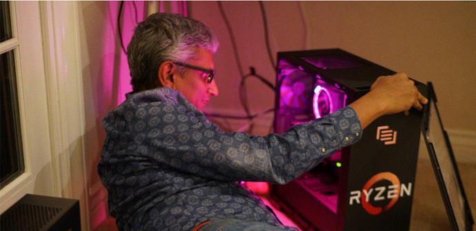 AMD podría incluir disipadores con iluminación RGB en sus procesadores