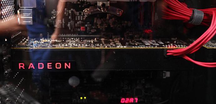 Primeras imágenes reales de la próxima gráfica Radeon Vega