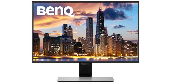 BenQ EW2770QZ, el primer monitor con Brightness Intelligence Plus