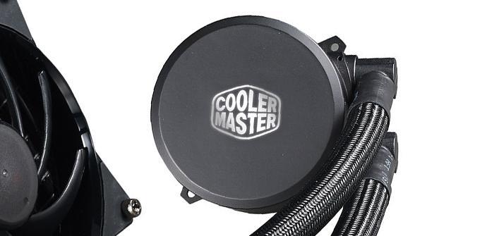 Cooler Master lanza sus nuevos kits AIO MasterLiquid 120 y 240