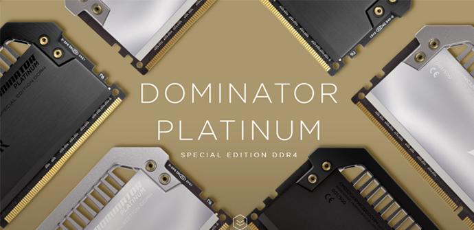 Corsair Dominator Platinum Special Edition DDR4: Análisis