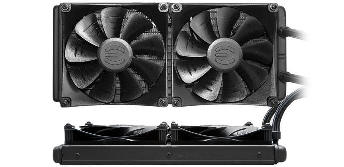 EVGA anuncia sus disipadores de refrigeración líquida CLC 120 y 280