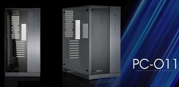 Lian Li lanza al mercado su nueva caja de doble cámara interna PC-O11