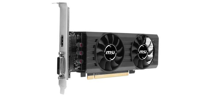 MSI lanza su modelo RX 460 de perfil bajo en variantes de 2 y 4 GB