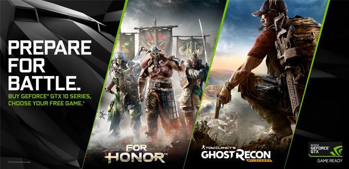 Ya es necesario GeForce Experience para activar el nuevo bundle de juegos de NVIDIA