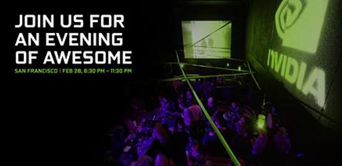 """NVIDIA también elige el 28 de Febrero para su """"GTX Gaming Celebration"""""""