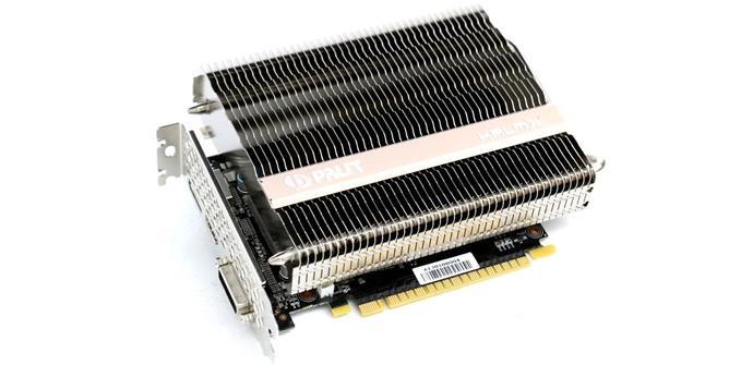 Palit lanza al mercado una nueva GeForce GTX 1050 con disipador pasivo
