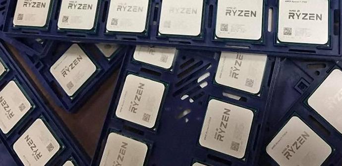 Se filtran imágenes reales de los próximos procesadores AMD Ryzen