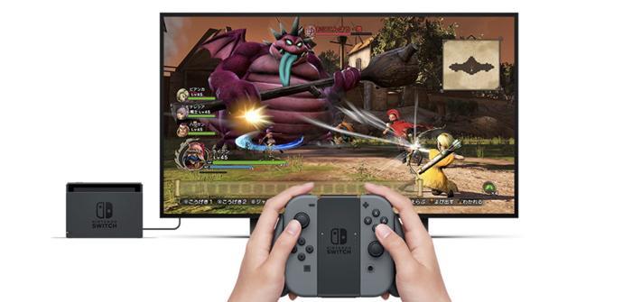 """Algunos juegos no """"cabrán"""" en la memoria interna de Nintendo Switch"""