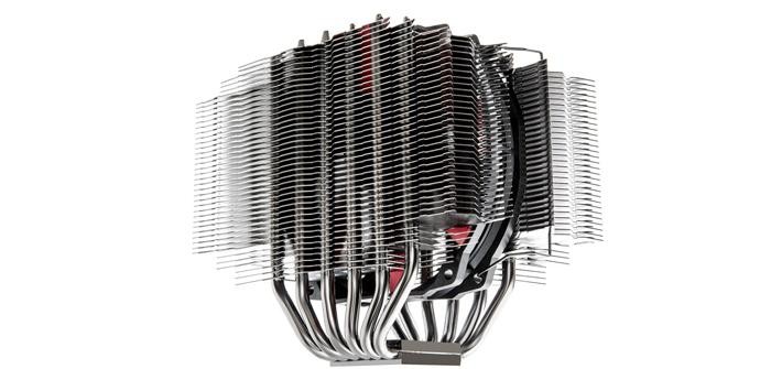 Thermalright Silver Arrow ITX-R, diseño de doble torre en formato ITX