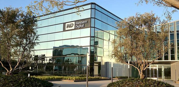 Western Digital inicia la producción en pruebas de la NAND de 64 capas
