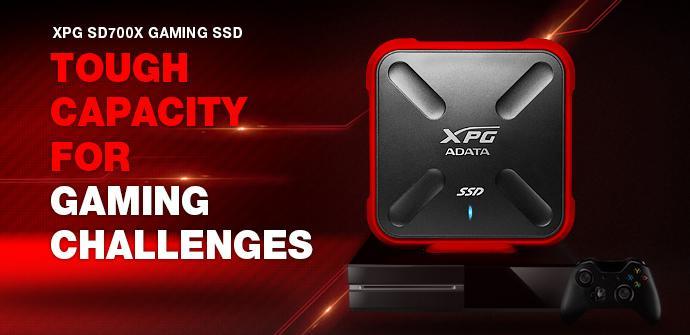 ADATA XPG sigue lanzando SSDs externo que emplean memoria 3D NAND