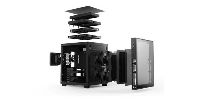 Anidees AI-Crystal Cube Lite, a todo lujo en formato reducido
