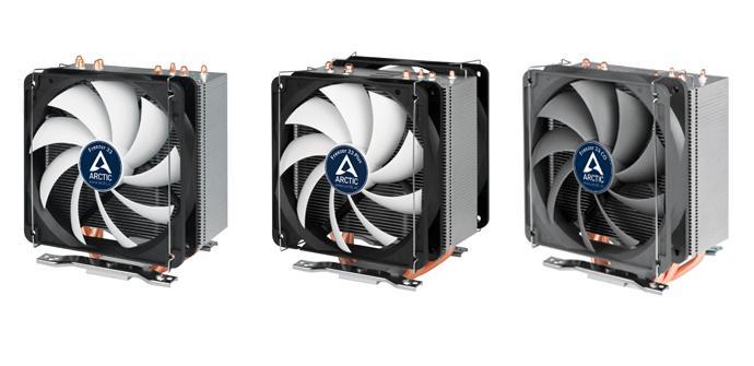Arctic anuncia su nueva serie de disipadores semi pasivos Freezer 33