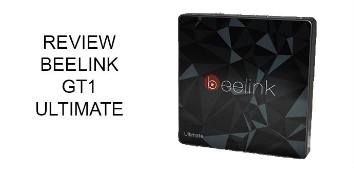 Analizamos el Beelink GT1 Ultimate, un TV Box todoterreno