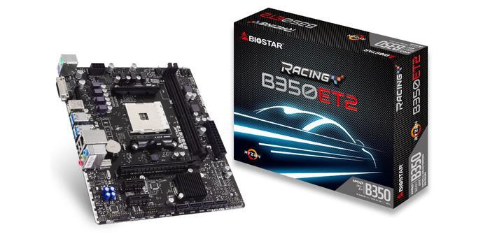 Si necesitas una placa base para tu ordenador HTPC AM4, Biostar la tiene