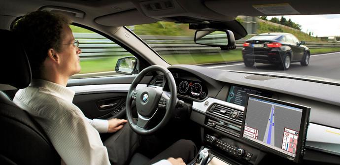 Intel y NVIDIA apuestan fuerte por los coches autónomos