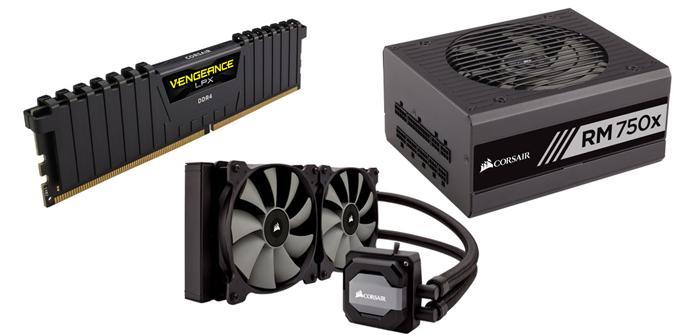 Corsair ya lo tiene todo preparado para la llegada de AMD Ryzen