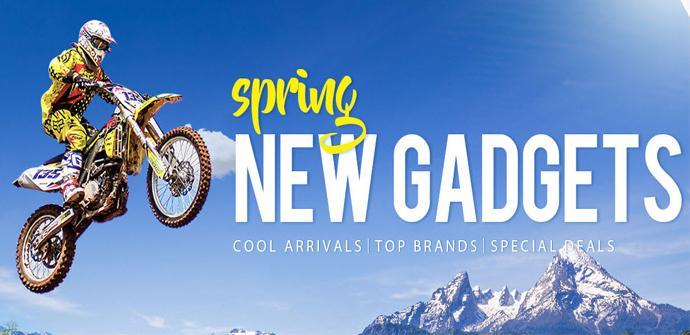 Algunas de las mejores promociones de primavera en tiendas chinas