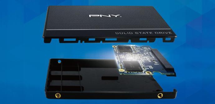 PNY añade una nueva familia de SSDs de gama de entrada a su catálogo
