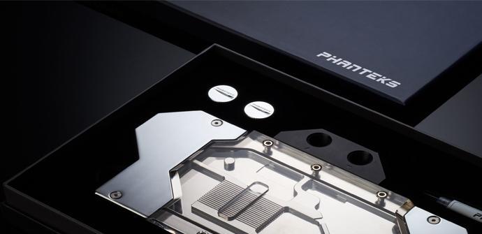Phanteks ya tiene bloque de agua para las nuevas Geforce GTX 1080 Ti