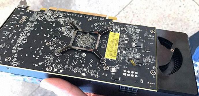 Primeras imágenes reales de las AMD Radeon RX 580 y RX 570